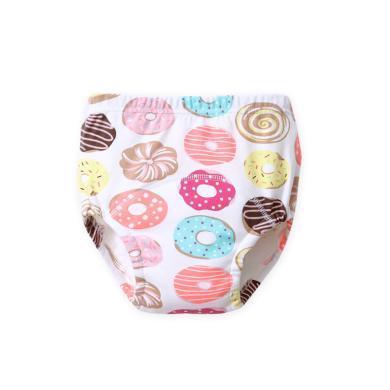 爸媽親兒童學習褲六層紗布 嬰幼兒訓練褲兒童尿布兜寶寶尿褲紗布尿布88601