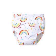 爸妈亲儿童学习裤六层纱布 婴幼儿训练裤儿童尿布兜宝宝尿裤纱布尿布88601
