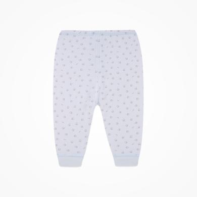 丑丑嬰幼 新款男女寶寶打底兩用褲純棉可開檔四季款長褲3個月-3歲
