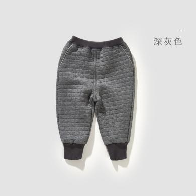 威尔贝鲁宝宝男女童空气层长裤