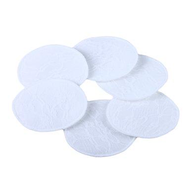 【Cottonshop棉店】防溢乳垫可洗式纯棉透气6片孕产后哺母初奶贴夏款不漏薄隔
