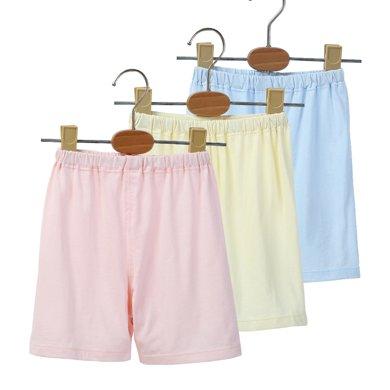 【COTTONSHOP棉店?#30475;可接?#35014;短裤