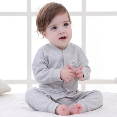 【Cottonsho棉店】經典嬰幼兒四季套裝寶寶純棉內衣小童0-3-6-9個月1-2-3歲幼兒套裝