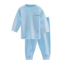 【Cottonshop棉店】四季适用经典童装款 3-6-9个月1-3岁婴幼儿专用舒适长袖15C3B181003婴幼儿两件套装