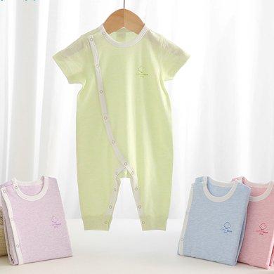 【Cottonshop棉店】促銷價 嬰幼兒套裝寶寶連體衣小童家居服 舒適連體衣