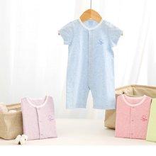 【Cottonshop棉店】經典款嬰幼兒套裝  寶寶連體衣爬爬服家居服 嬰兒睡袍