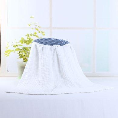 【Cottonshop棉店】嬰兒浴巾超大120*120 純棉嬰兒浴巾純棉紗布新生兒洗澡巾加大加厚兒童毛巾被超柔寶寶浴巾