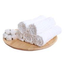 【Cottonshop棉店】纱布水洗尿布五条装