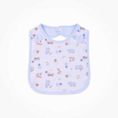 丑丑嬰幼 新生兒口水巾男女寶寶可愛圍嘴嬰幼兒卡通口水巾20*23CM CNA806X
