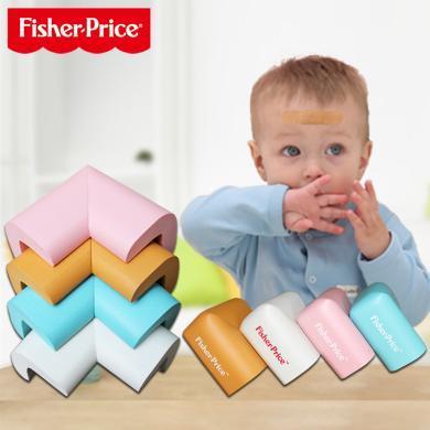 美國Fisher-Price費雪防撞角加厚桌角防碰防護角保護套桌子茶幾玻璃寶寶兒童包桌角F1718