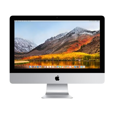 蘋果Apple iMac 21.5英寸一體機(雙核 Core i5 處理器2.3GHz8GB內存1TB存儲 MMQA2CH/A)