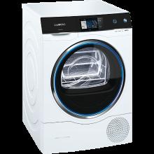 西门子(SIEMENS) 节能烘干机 低温护衣 智能自清洁系统 干衣机烘干机 WT47U9H00W