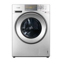 Panasonic/松下XQG100-EG125 10公斤 卧式变频滚筒洗衣机全自动家用