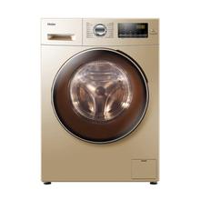 海尔(Haier) 10公斤洗烘一体机全自动 无刷变频电机大容量HJ100-1HU1