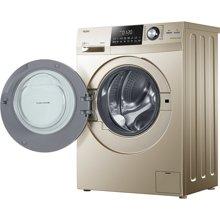 海尔(Haier) 滚筒洗衣机全自动智能变频10公斤XQG100-BDX14756GU1