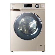 海尔(haier) 8公斤8kg变频全自动滚筒洗衣机家用带烘干 G80629HB14G