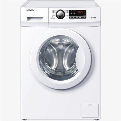 海尔Leader/统帅 @G7012B16W  7公斤/全自动滚筒洗衣机 BLDC变频 除菌洗 防霉窗垫 高温消毒