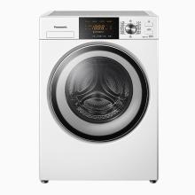 松下(Panasonic)超薄DLBC变频滚筒洗衣机高温除菌新品8公斤大容量XQG80-NHEBZ