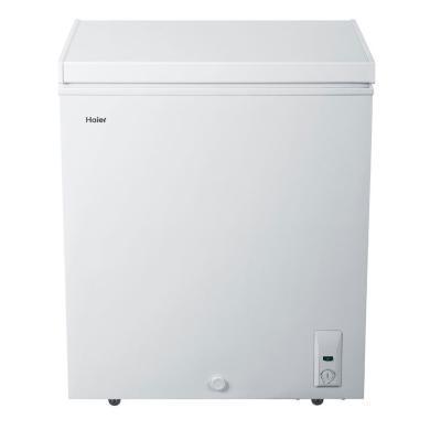 海尔(Haier)冷柜141升家用冷藏冷冻海尔冰柜节能单温冰柜 BC/BD-141HZA