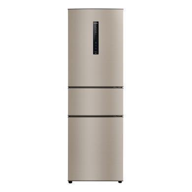 Panasonic/?#19978;?NR-C33PX3-NL 变频风冷无霜家用制冰三开门电冰箱318L