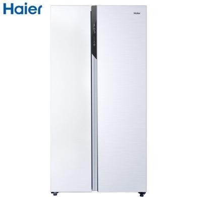 海爾(Haier)528升對開門冰箱風冷無霜超薄大容量家用冰箱BCD-528WDPF
