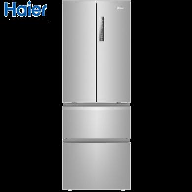 Haier/海尔冰箱336升四门 风冷无霜多门?#38053;?#38376; 节能电冰箱 BCD-336WDPC