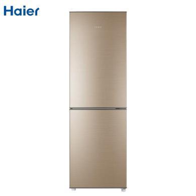 海爾(Haier) BCD-189TMPP 189升雙門經典 直冷小冰箱 租房家用 抗菌板材 節能低耗電冰箱