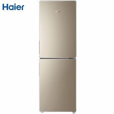 Haier/海尔冰箱风冷无霜DEO净味保鲜节能冷藏冷冻双门家用冰箱 170升 BCD-170WDPT