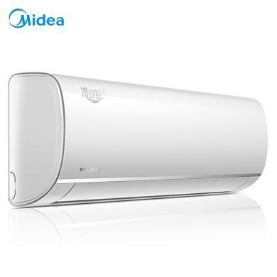 美的(Midea)1匹 壁挂式 变频 家用 冷暖 空调 (冷静星Ⅱ)KFR-26GW/BP2DN8Y-PH400(B3)
