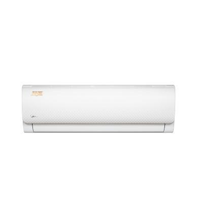 美的(Midea)大1.5匹 变频 智弧 冷暖 智能壁挂式卧室空调挂机 KFR-35GW/WDAA3@