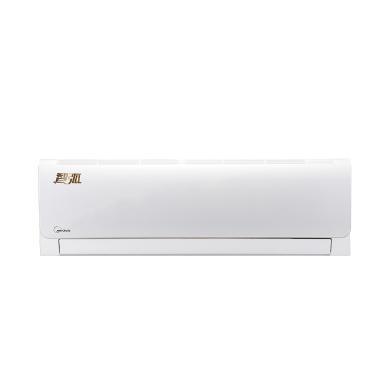 美的(Midea)大1匹 智弧 智能 静音 光线感应 定速冷暖 壁挂式卧室空调?#19968;?KFR-26GW/WDAD3@