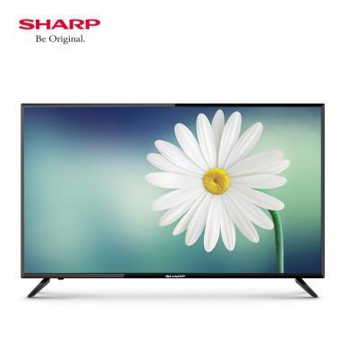 夏普(SHARP)50M4AA 50英寸4K超高清智能網絡液晶平板電視機