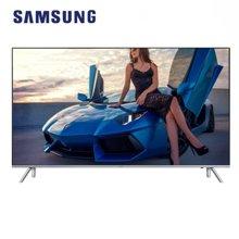 三星(SAMSUNG)QA55Q6FAMJXXZ 55英寸 4K超高清 HDR QLED光质量子点 局域控光 收纳集线器 智能电视 银色