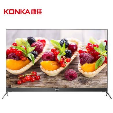 康佳(KONKA)LED65M2 65英寸4K超薄超高清全面屏智能全民K歌液晶智能網絡電視機