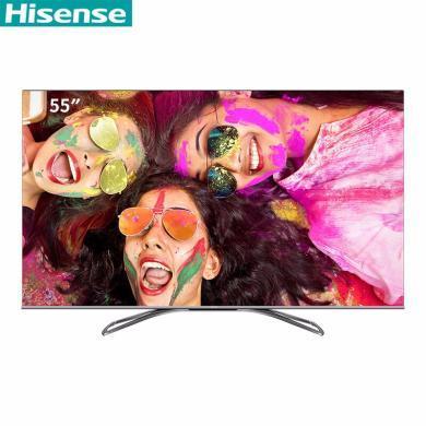 海信電視U7E 全面屏AI智能平板液晶 65英寸 4K超高清 ULED超畫質 HZ65U7E