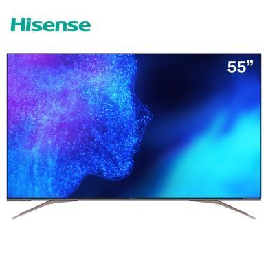 海信(Hisense) HZ55U7A 55英寸 超高清4K ULED超畫質電視 HZ55U7A