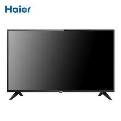 海尔(Haier)32寸液晶电视机家用护眼?#35910;?#39640;清彩色LED屏平板超薄窄边框LE32B510X