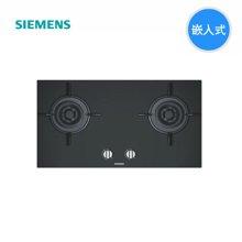 西门子(SIEMENS)燃气灶 ER71F233MP嵌入式双眼天燃气灶 双灶防爆钢化玻璃