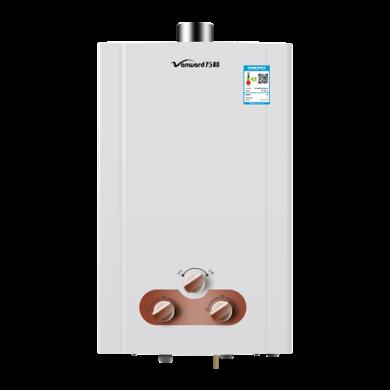 万和 燃气热水器 JSQ12-6.5C6 强排式热水器【不能装浴室内】6.5升热水器