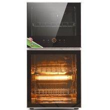 奇田(Qitian)ZTP-88A-02智能 立式消毒柜 80升消毒柜 高温消毒