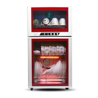 【進口臭氧發生器】【高性價比】康寶消毒柜ZTP80A-23H立式消毒柜