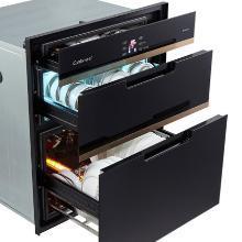 【 高端臻品】【智能收纳】【新款三层空间】康宝消毒柜XDZ110-ET2嵌入式消毒柜消毒碗柜