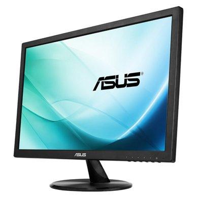 華碩(ASUS)VA209N 19.5英寸廣視角濾藍光不閃IPS屏