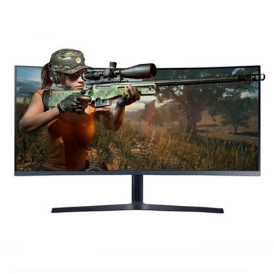 三星(SAMSUNG) C34H890WJC 34英寸超寬2k 曲面分屏電競液晶顯示器
