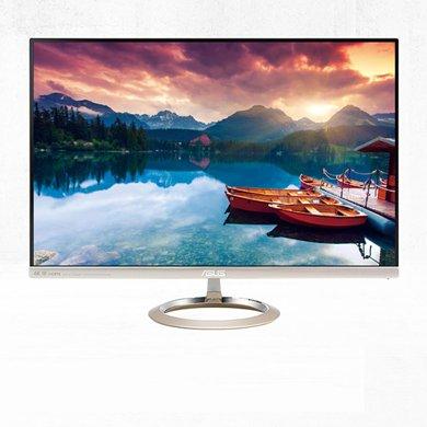 華碩(ASUS)MX27UC 27英寸4K高分IPS屏10bit色彩窄邊框顯示器