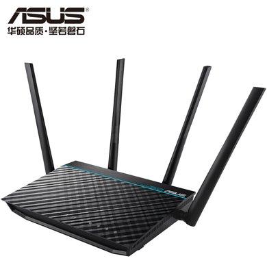 华硕(ASUS)RT-ACRH17 游戏路由 1700M 双频全千兆荣耀之作/智能wifi/5G无线路由器