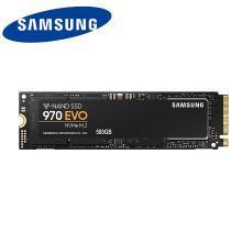 三星(SAMSUNG) 970 EVO 500G NVMe M.2 固态硬盘(MZ-V7E500BW)