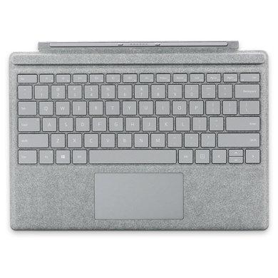 微软(Microsoft)Surface Pro 特制版专业键盘盖  亮铂金\深酒红\灰钴蓝3色可选