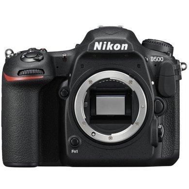 尼康(Nikon)D500 相機 單反相機 D500 單機身(無鏡頭)  原裝正品國行!全國聯保!