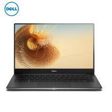 戴尔(DELL) XPS13-9360-5505 13.3英寸微边框轻薄本金属手提笔记本电脑 i5-8250U 8G内存 256G固态 银色 HD620 显卡 背光键盘 win10